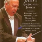 Neeme Järvi 70th Birthday Jubilee