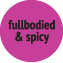 fullbodied@spicy